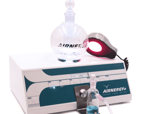 AIR-SET mit Aroma - Therapie | Airnergy Testen Mieten Kaufen