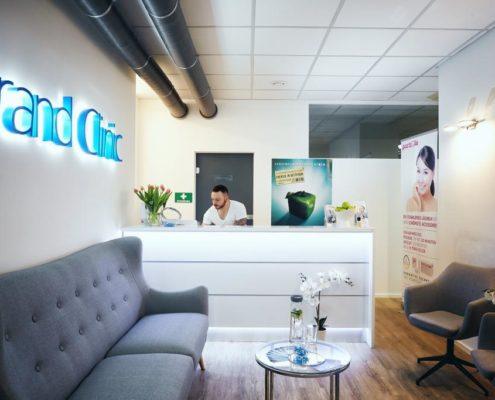 Grand Clinic Deutschland Empfang - Kooperationspartner mit AIRNERGY