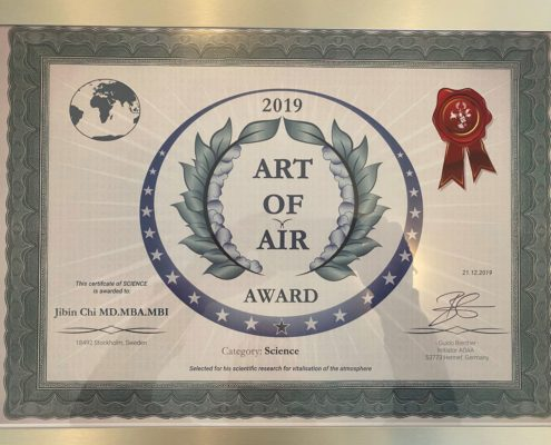 Art-of-Air Award_Zertifikat