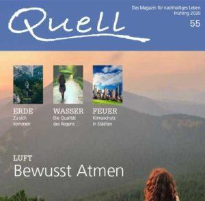 Waldbaden mit AIRNERGY (Ausgabe 55) Quell-Bericht
