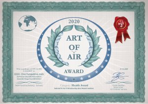 Health Award Alexander Glogg (QS24)