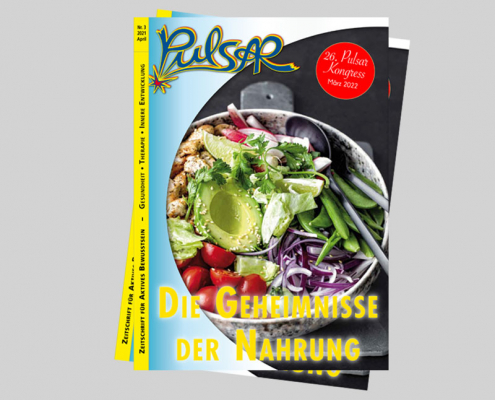 PULSAR Journal March 2022 AIRNERGY The secrets of food