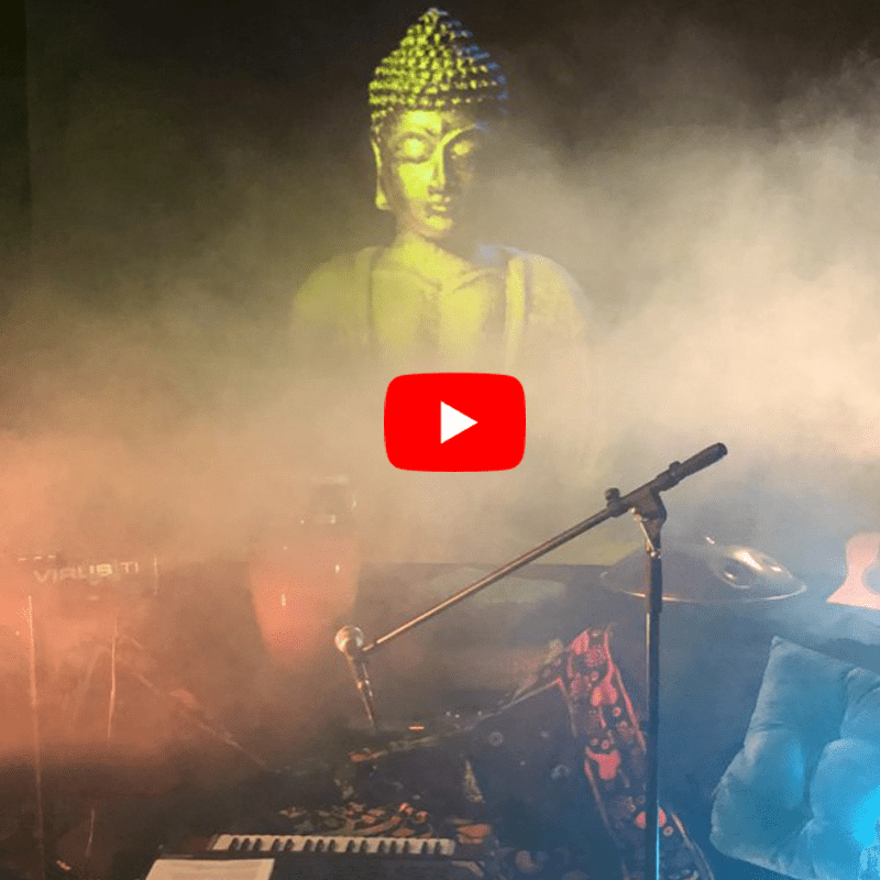 The Voice of Yoga meets Under One Sky Video