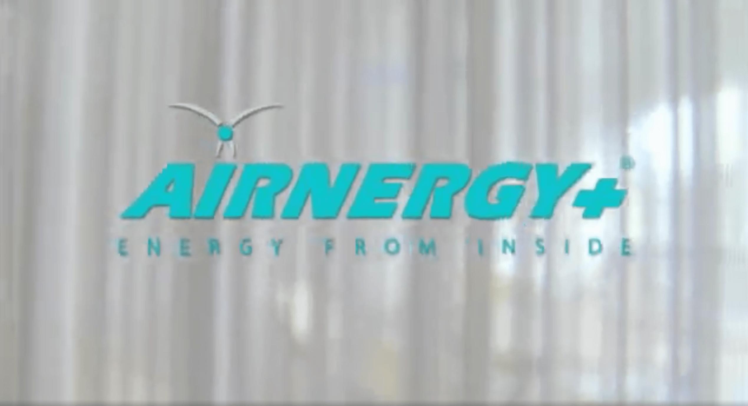 How do I apply Airnergy?