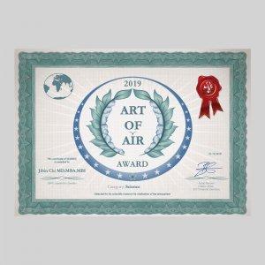 2019 Art of Air Award